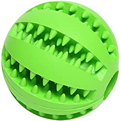 Xing Ruiying Dog toy Ball for Pet Substance Training/Playing/Chewing of Rubber for Dog & Dental Care Safe and Non-toxic substances Ø 7cm for all dog sizes