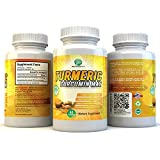 Product review for BloomingForm Turmeric Curcumin Max - Organic Antioxidant & Natural Joint Pain Relief - 60 capsules