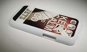 New York Jets NFL Design Samsung Galaxy S3 Case -White