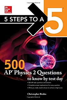 Amazon 5 steps to a 5 500 ap physics 1 questions to know by 5 steps to a 5 500 ap physics 2 questions to know by test day fandeluxe Choice Image