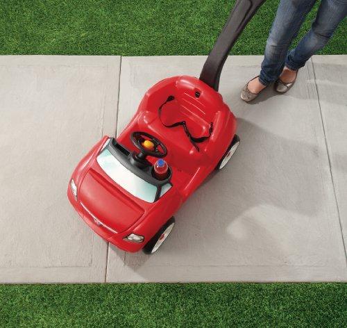 518Saxt2yML - Step2  Easy Steer Sportster, Red/Black/White