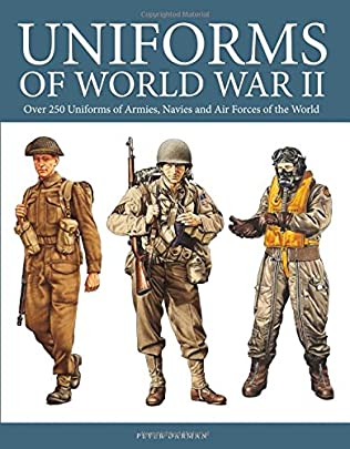 book cover of Uniforms of World War II