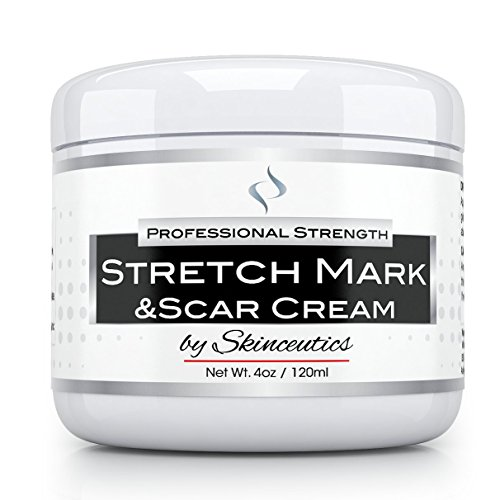Stretch Mark and Scar Cream - Best Daily Moisturizer for ...
