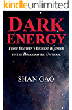 Dark Energy: From Einstein's Biggest Blunder to the Holographic Universe