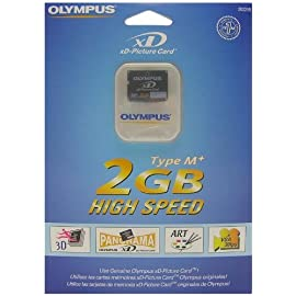 "Olympus C-60 Digital Camera Memory Card 2GB xD-Picture Card (M+ Type) 6 2GB xD-Picture Card (MType) [amz_corss_sell asin=""B0033ZBNIC""]"