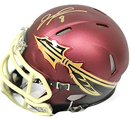 cc38a9ea07a Image Unavailable. Image not available for. Color: Devonta Freeman  Autographed Signed Florida State ...