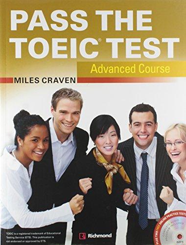 Pass the TOEIC Test. Advanced (Em Portuguese do Brasil)