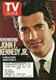 John F. Kennedy Jr., Buffy the Vampire Slayer - July 31-August 6, 1999 TV Guide Magazine