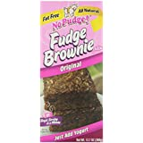 No Pudge Brownie Mix, 13.7 oz