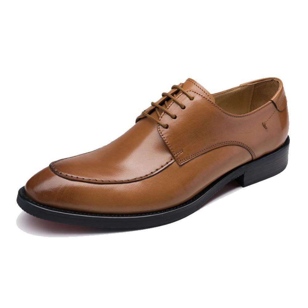 YCGCM YCGCM YCGCM Zapatos De Hombre, Zapatos Bajos, Salvaje, De Negocios, Puntiagudos, De Encaje, Británicos, Moda, Zapatos De Boda 278060