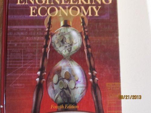 Engineering Economy Fourth Edition