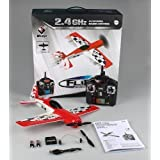 Click Down Wltoys F929 2.4G 4CH RC Remote Control Airplane