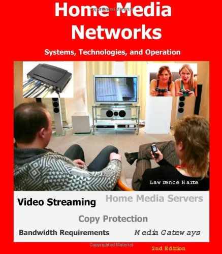 Home Media Networks: Systems, Technologies, and Operation (Paperback)-cover