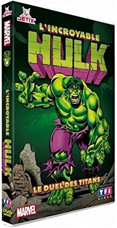 Vignette du document Incroyable Hulk. Le duel des titans