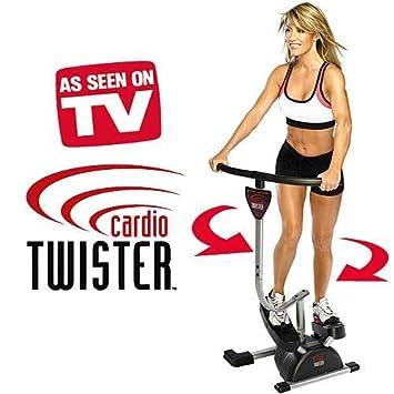 dvd cardio twister