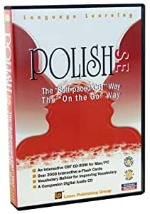 Language Learning Polish SE: The Self-Paced CBT Way, The On the Go Way (Windows/Macintosh)