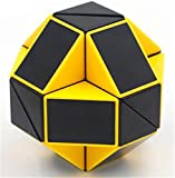 TeeNoke Snake Rubik Magic Cube Twist Brain Puzzzle Kids Game Toy for ADD ADHD Anxiety and Autism Adult Children