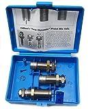 Dillon Precision 14406 9mm Pistol 3 Three Die Set Carbide Handgun Dieset Steel offers