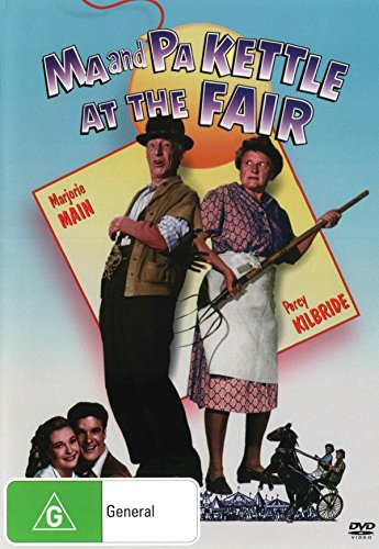 Ma & Pa Kettle at the Fair (Ma And Pa Kettle At The Fair)