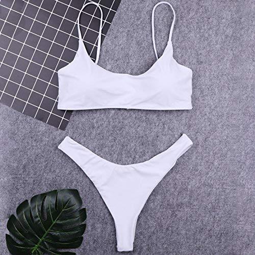Spiaggia Dimensione colore Bicchierini Bagno Di Oudan Costume Bianco Tre Del Nero Della In S Da E Punto qxBaxvS