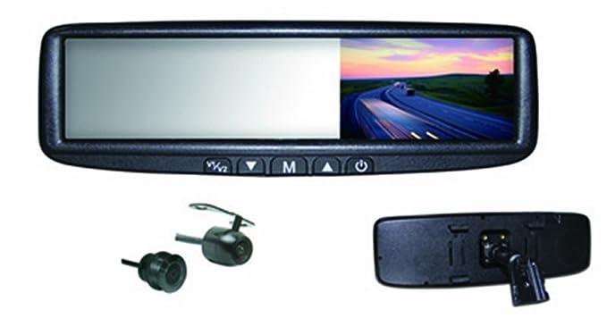 Amazon Boyo Vtb44mc 43 Inch Digital Lcd Rear View Mirror