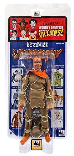 Scarecrow 3 Series - DC Comics Retro Kresge Style Action Figures Series 3: Scarecrow