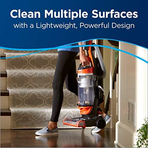 BISSELL Cleanview Bagless Vacuum Cleaner, 2486, Orange 5