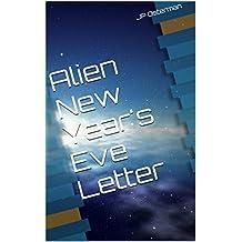 Alien New Year's Eve Letter