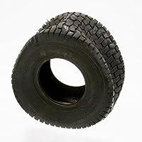 Craftsman 122074X Lawn Tractor Tire, Rear Genuine Original Equipment Manufacturer (OEM) Part for Craftsman, Companion, Western Auto, Poulan