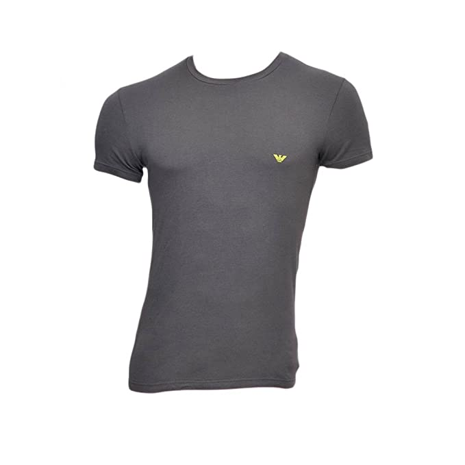 Camisetas Armani Gris Ropa interior - 5A745_111035_GRIS_6844 - S