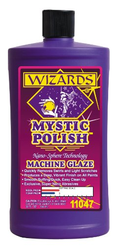 Wizards 11047 Mystic Polish Machine Glaze - 32 oz.