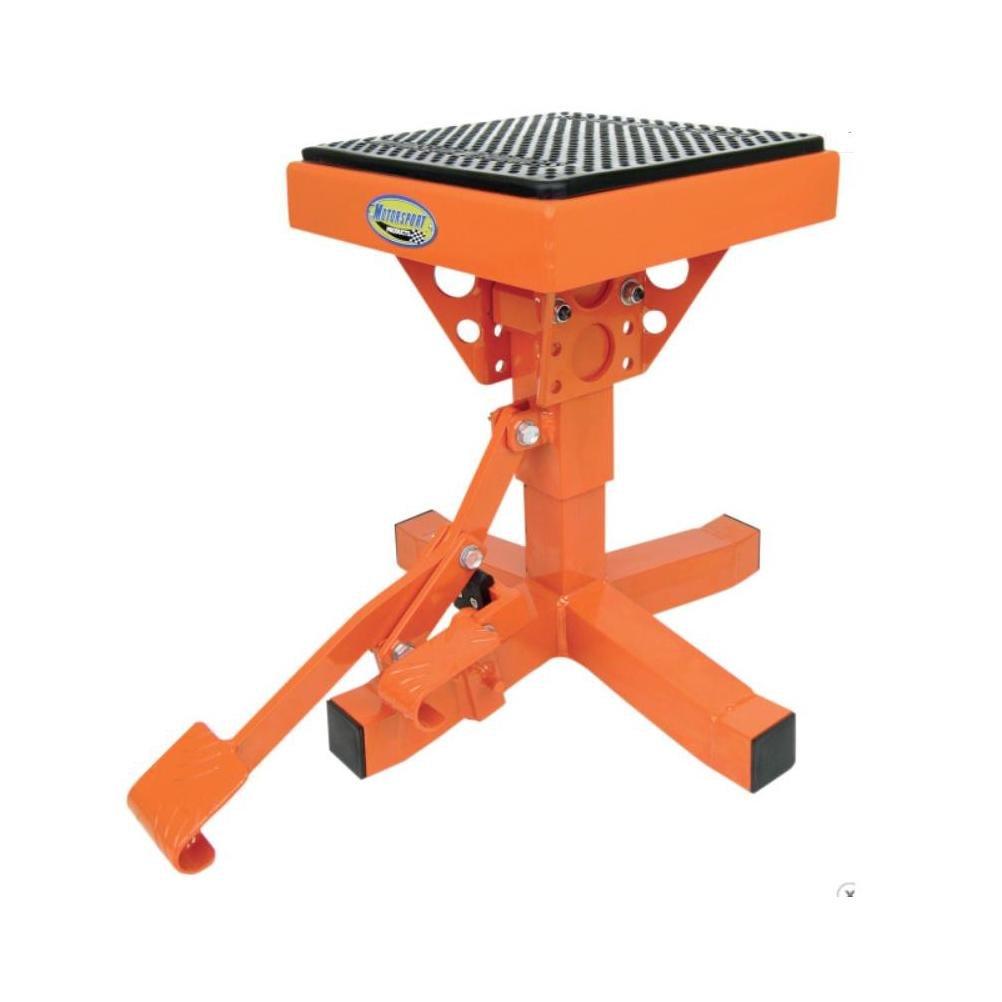 Motorsport Products Pro Lift Stand - Orange 92-4026