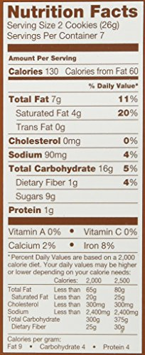 Enjoy Life Double Chocolate Crunchy Cookie, 6.3-Ounce by Enjoy Life Foods (Image #1)