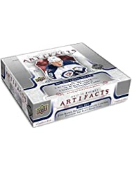 2017/18 Upper Deck Artifacts NHL Hockey HOBBY box (8 pk)