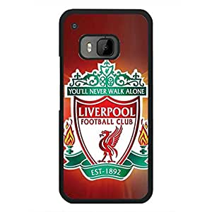 DIY Livepool Football Club Logo Phone Case Hrad Plastic Case Cover For Htc One M9