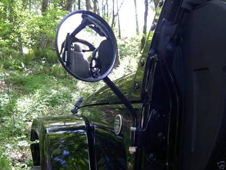 Jeep mirrors 1997-2006  doors off round mirror set wrangler ridecraft NEW TJ