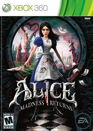 Alice Madness Return [Importación USA](Juego en español) : Amazon ...