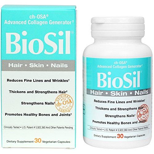 Natural Factors BioSil cH