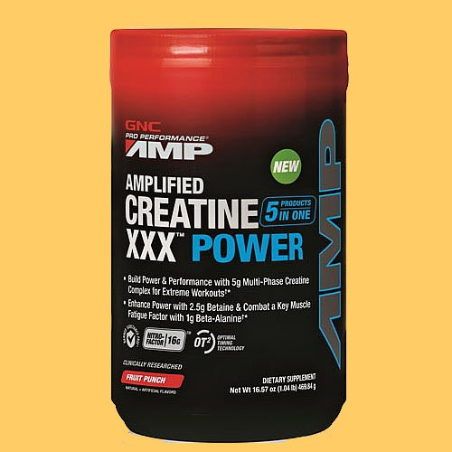 Amplified Creatine XXX Power, ...