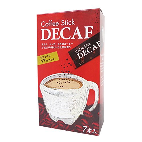 カルディ オリジナル コーヒースティック デカフェ