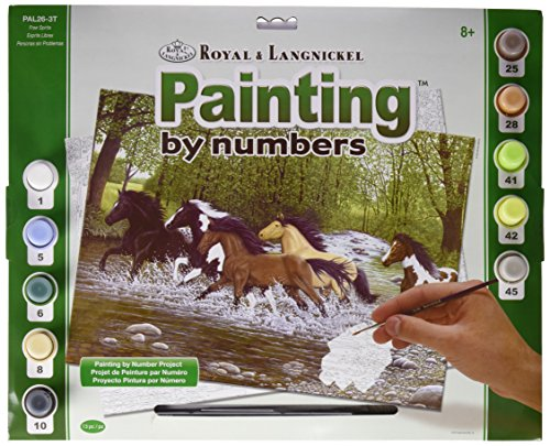 Royal & Langnickel Painting Adult Large Art Activity Kit, Free Spirits