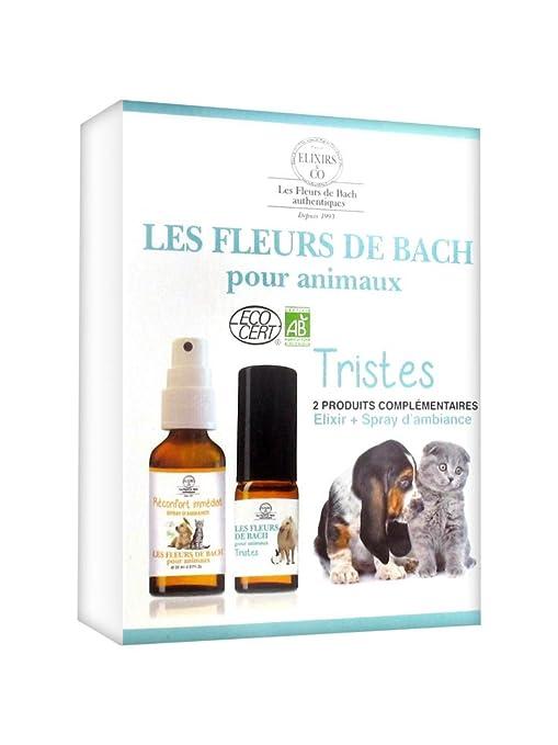 Elixirs & Co. Flores de Bach para animales estresados ...