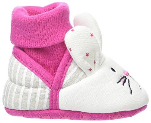 Tom Joule Baby Mädchen X_babynprslpg Hausschuhe Pink (Bunny)