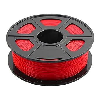 eDealMax PLA 1, 75 mm Diámetro de alambre 1kg impresora 3D ...