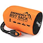Emergency-Sleeping-Bag-Bivy-Sack-Rescue-Kit-Compact-Lightweight-Multi-Functional-Durable-Mylar-Shelter-Paracord-Drawstring-Ultralight-Life-Saving-Snow-Storm-Backpack-Car-Cabin-Boating-Home-Survival-1