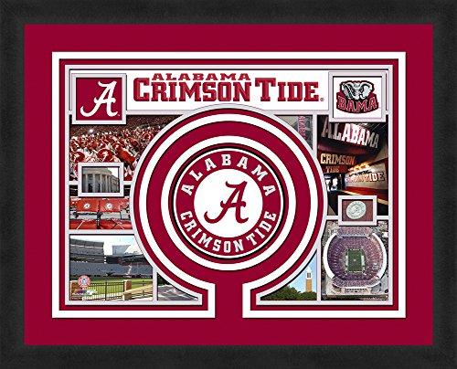 Memories & Milestones - NCAA Alabama Crimson Tide - Sports Photo, 13 x 16 13 x 16 Photo File (Licensed) AAPR15437