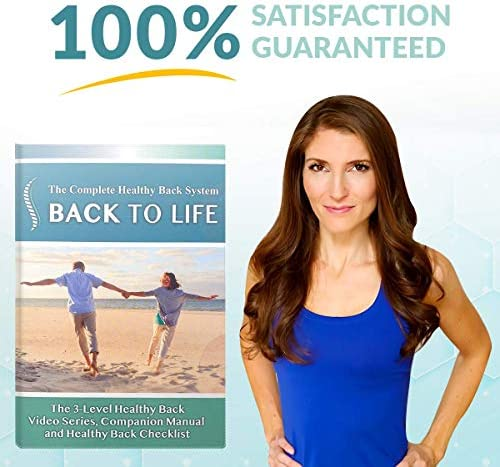 Back to lifestyles: The whole wholesome again gadget DVD - 3 section exercise program