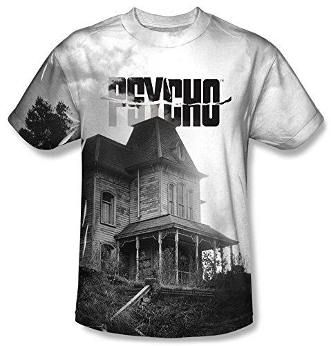 psycho-bates-house-t-shirt-size-m