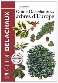 Guide Delachaux des arbres d'Europe par Owen Johnson