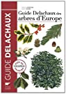 Guide Delachaux des arbres d'Europe par Johnson